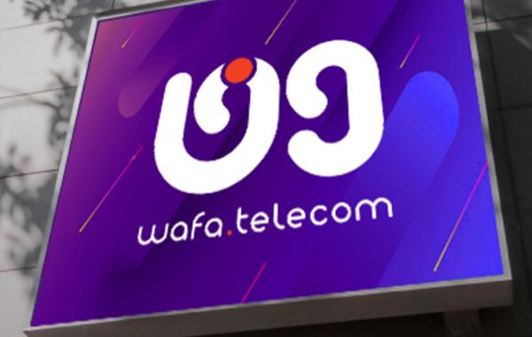 Wafa Telecom Branding