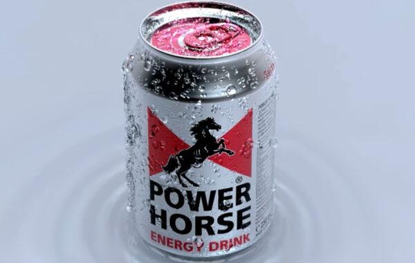 Power Horse Advertisement