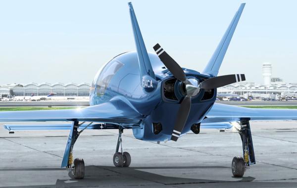 Dubai Air Taxi 3D Model